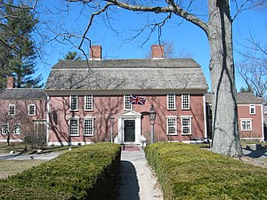 Wayside Inn Historic District - Image: Wayside Inn 1