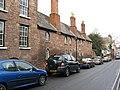 Webbe Almshouses, Copse Cross Street - geograph.org.uk - 639287.jpg