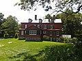 Weir Farm National Historic Site - Weir Farmhouse rear.jpg