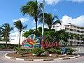 Welcome to St. Maarten Airport Sign (6543931633).jpg