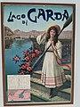 Werbeplakat Gardasee 1905 mit Fahrplan Schiffsabfahrten — Ferdinandeum.jpg