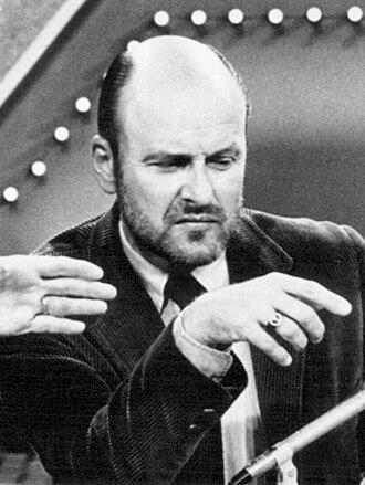 Werner Klemperer - Klemperer in 1971