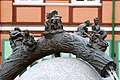 Wernigerode Nicolaiplatz Brunnen, April 2010 (4493186639).jpg