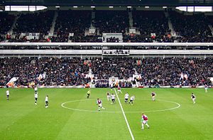 Millwall F.C.–West Ham United F.C. rivalry - Image: West Ham against Millwall it kicks off at the Boleyn Ground