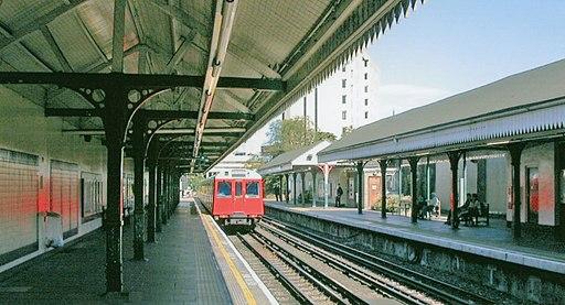 West Kensington Station geograph-4066742-by-Ben-Brooksbank