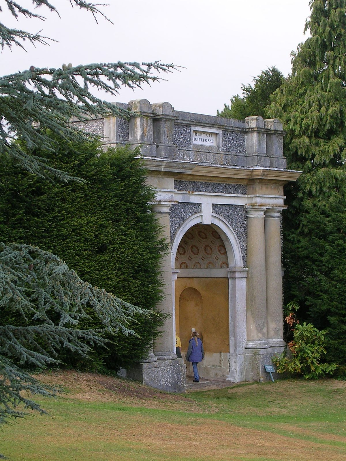 List Of Garden Structures At West Wycombe Park Wikipedia