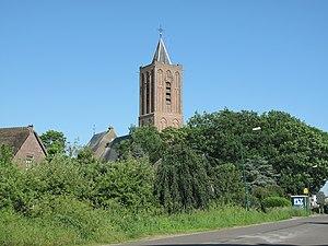 Westbroek - Image: Westbroek, de Nederlands Hervormde kerk RM26509 foto 3 2012 05 28 17.36