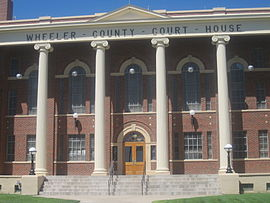 Wheeler County, TX, Courthouse IMG 6128.JPG