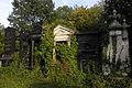 Wien-Simmering - Zentralfriedhof - alte jüdische Abteilung - Grabreihe IV.jpg