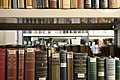 Wien - Volkskundemuseum-Bibliothek, Bücherspeicher.JPG