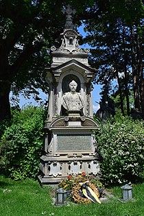 Wiener Zentralfriedhof - Gruppe 14 A - Heinrich von Hess.jpg