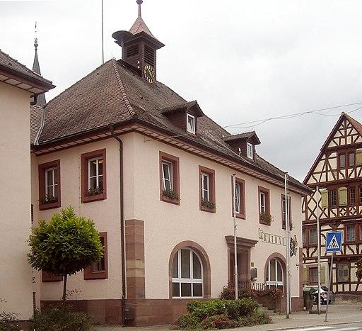 Wiernsheim Rathaus 20090911