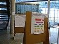 WikiCon 2014-Informationstafeln im Foyer (8).JPG