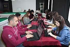 Wiki loves Science 2018, March, Armenia (9).jpg