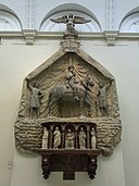 Wikimania 2014 - Victoria and Albert Museum - Monument of Marchese Spinetta Malaspina (1430-35)221179.jpg