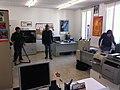 Wikipedian in Residence at Museu d'Art Jaume Morera- press presentation (5).JPG