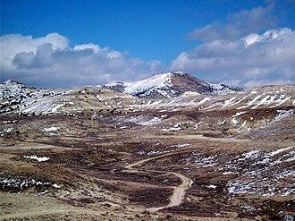 Wilkins Peak - Wilkins Peak