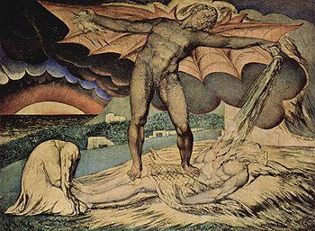 Satana nella visione di William Blake