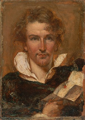 William Etty - William Etty, self-portrait, 1823