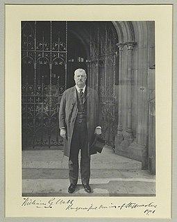 William George Webb English businessman and politician