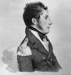 William Henry Allen - Lieutenant William Henry Allen, USN