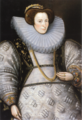 William Segar Unknown Lady 1585-90.png