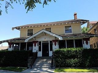 William Sidenfaden House house in Boise, Idaho