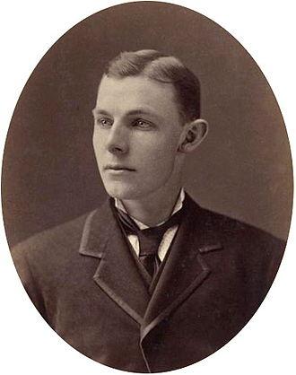 William Stewart Halsted - Halsted in 1874