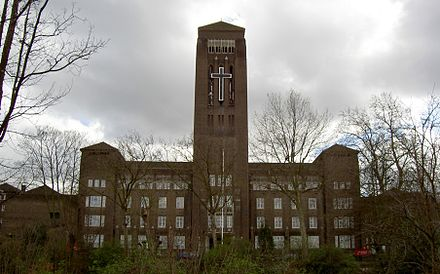 The William Booth Memorial Training College, Denmark Hill, London: The College for Officer Training of the Salvation Army in the UK Williamboothcollege.jpg