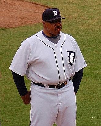 Willie Horton (baseball) - Horton in his Detroit Tigers uniform in 2010