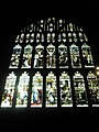 Window on the north wall of the Lady Chapel at Winchester Cathedral - geograph.org.uk - 1163843.jpg