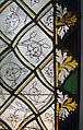 Window with Grisaille Decoration (detail), stained glass, Normandy, Rouen, 1320-1330 (5458582223).jpg