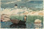 Winslow Homer - Boy in Boat, Gloucester.jpg
