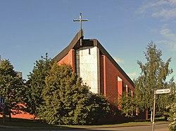 Wolfsburg-Westhagen Kirche kath.jpg