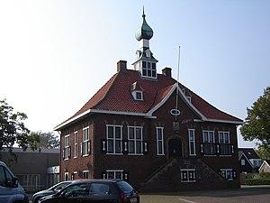 Wolphaartsdijk - De Griffioen, the former town hall of Wolphaartsdijk