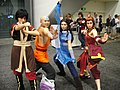 WonderCon 2011 - the Last Airbender costumes (5580817579).jpg