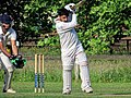 Woodford Green CC v. Hackney Marshes CC at Woodford, East London, England 094.jpg