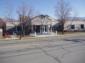 Woods Cross, Utah - Woods Cross City Municipal Building