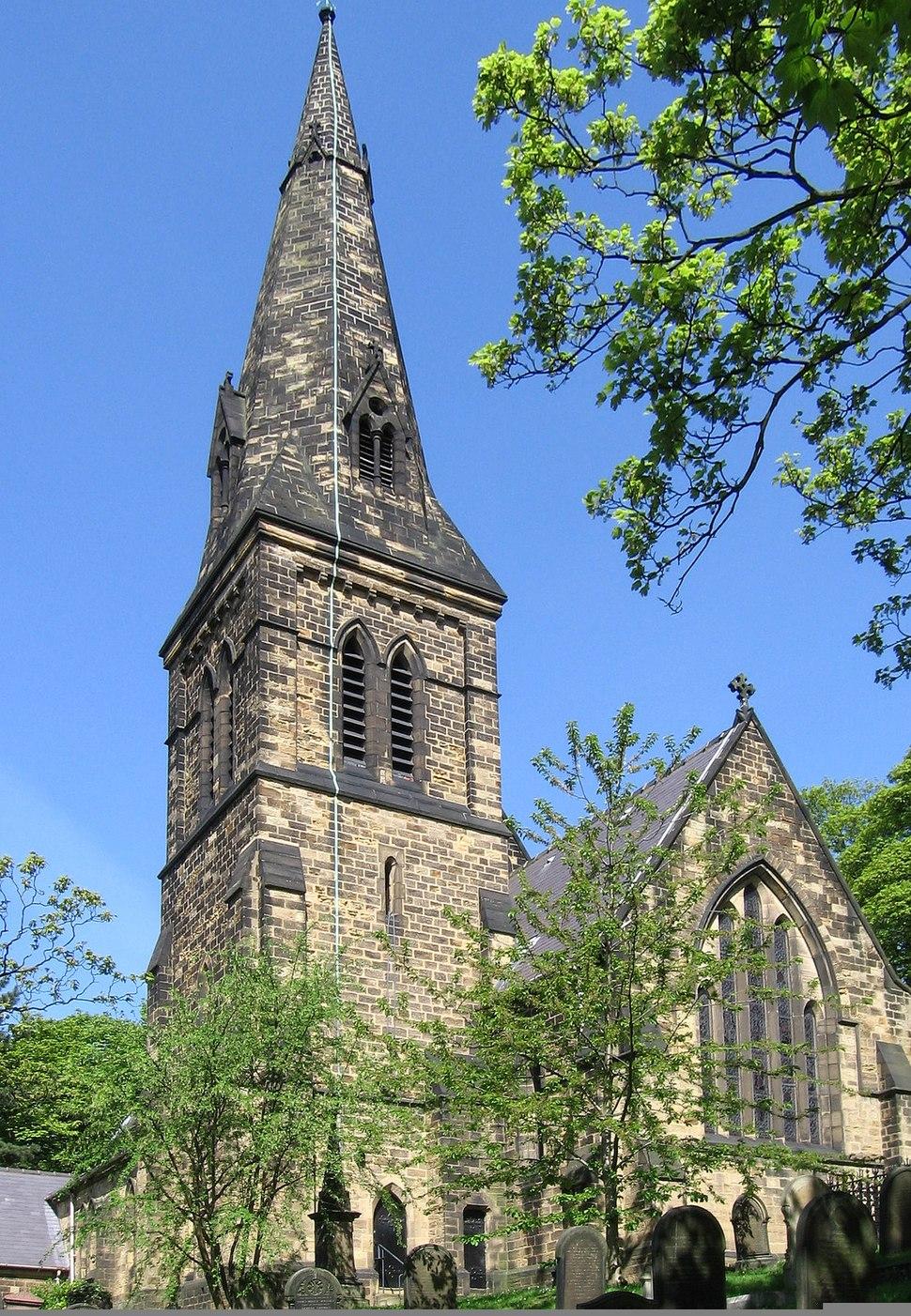 Worsbrough - St Thomas Church