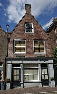 Woudrichem - rijksmonument 39578 - Kerkstraat 22 20120630.jpg