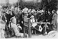 Wręczenie sztandaru 19 Pułkowi Ułanów Wołyńskich im. Edmunda Różyckiego (22-281-3).jpg