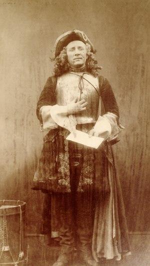Frank Wyatt - Wyatt as the Duke of Plaza-Toro in The Gondoliers 1889