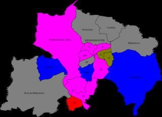 2002 Wyre Forest District Council election