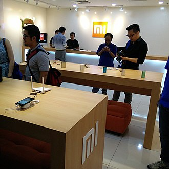 Xiaomi - A Xiaomi Exclusive Service Centre for customer support in Kuala Lumpur.