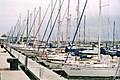Yacht moorings, Wyre Dock. - geograph.org.uk - 42933.jpg