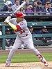 Yairo Munoz batting detroit 2018 02.jpg