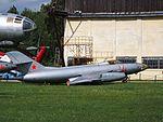 Yak-27 at Central Air Force Museum Monino pic2.JPG