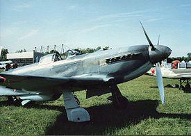 Yakovlev Yak-3 275px-Yak3
