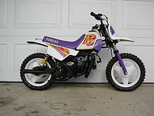 A Yamaha Kids Bike For Beginners