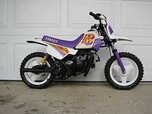 Yamaha Cc Pit Bike
